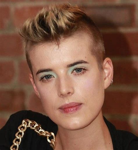 Hairstyles For Hair Only Relax by 85 Best Faux Hawk Pixie Images On Hair Cut