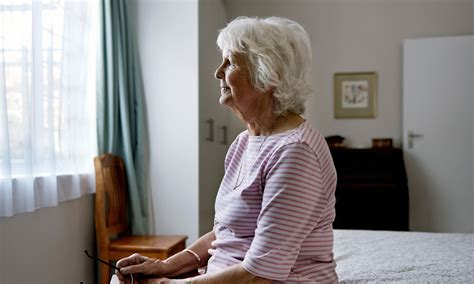 older people feel lonely