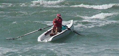 ocean sculling boat virus rowing boats in action
