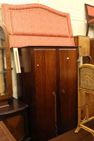 stag minstrel headboard stag minstrel double door wardrobe and upholstered 4 6