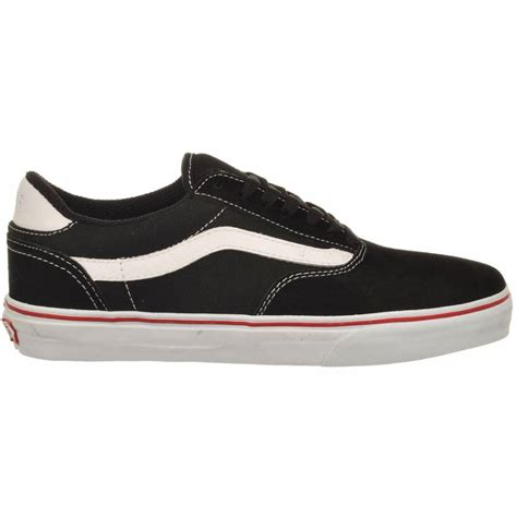 skater shoes vans vans av6 black white skate shoes vans from