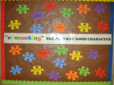 character education themes elementary elementary counseling blog october 2012