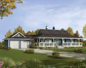 Country Style Ranch House Plans Wrap Around Adobe Homes Old Colonial Homes Colonial Homes
