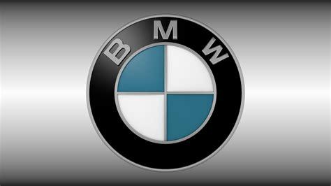 logo bmw 3d bmw logo 3d model obj blend cgtrader com