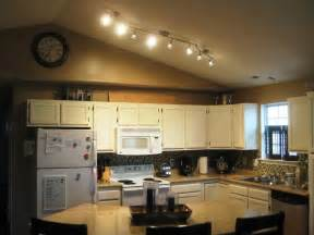 Kitchen Track Lighting Wonderful Kitchen Track Lighting Ideas Midcityeast