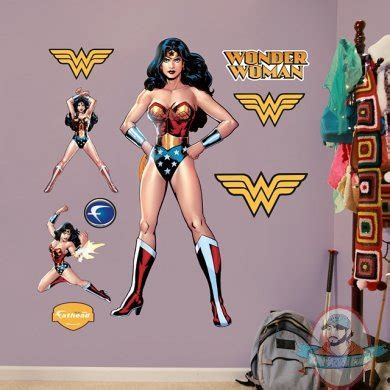 Nfl Fatheads Wall Stickers fathead fat head wonder woman full size man of action