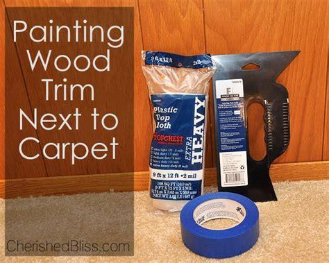 best 25 painting wood trim ideas on