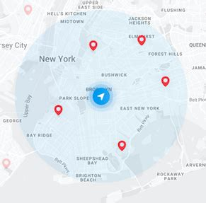 google maps   create circle  current location