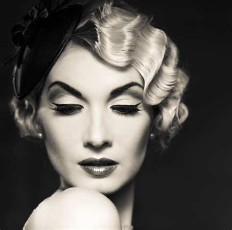 hairstyle from 20s 5 big hair bow hairstyles in retro fashion