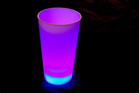 Cup Light by Led Light Up Cup Eternity Led