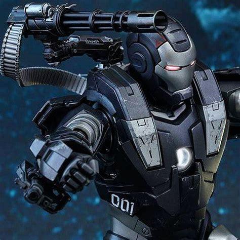 War Machine Diecast Toys Ironman Figure new toys 1 6th scale iron 2 war machine die cast