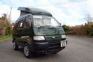 Daihatsu Hijet Conversion Sold Deposit Taken Daihatsu Hijet Pop Top