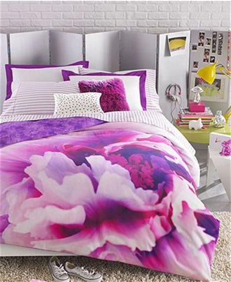 macy s dorm bedding teen vogue bedding violet comforter sets dorm bedding bed bath macy s for