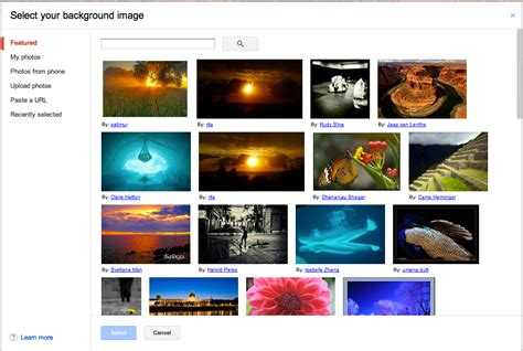 free themes for gmail background how to set your own background image in gmail pureinfotech