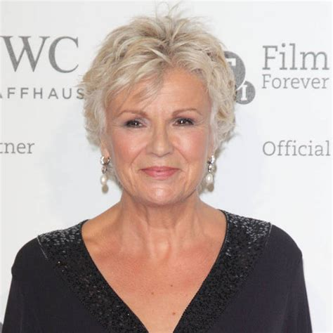 Julie Walters opens up about struggle with menopause