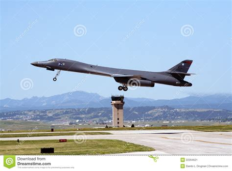 b1 lancer the bone editorial photo image 22294621