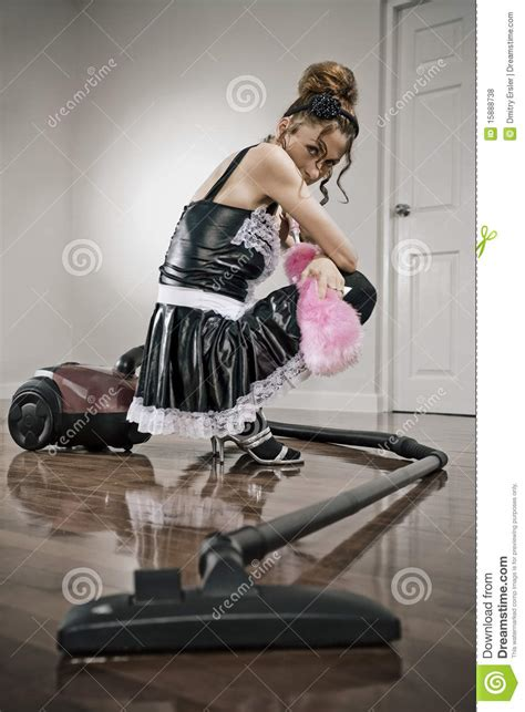 house maids cleaning house maid royalty free stock photos image 15888738