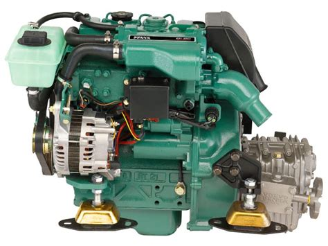 volvo penta   marine diesel engine review trade boats australia