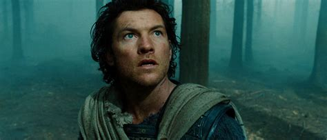 sam worthington titan movie wrath of the titans images featuring liam neeson and ralph