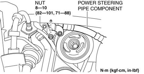 Mazda 3 Service Manual Timing Chain Removal Installation