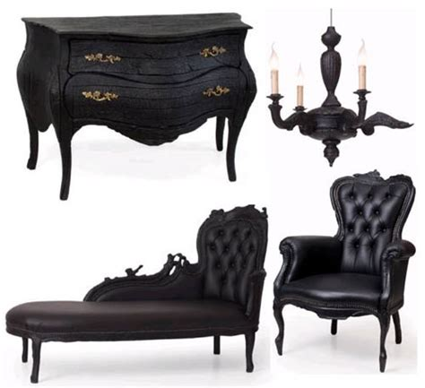 victorian gothic furniture maarten baas gothic burned furniture la carmina blog alternative fashion travel subcultures