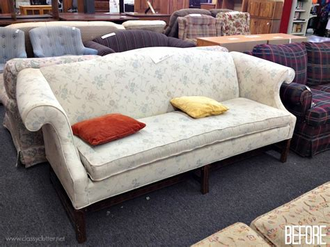recovering a settee recover and how to reupholster a