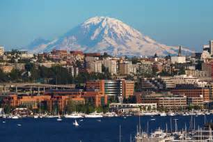 Fred Hutch Seattle Mt Rainier And The Seattle C Seattle Cancer Care