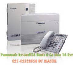 Panasonic Pabx Tes824 6 Co Line 16 Ext Key Display Phone Kx T7730 Jual Pabx Panasonic Kx Tes824 Kx Tem824 Kx Teb308 Kx
