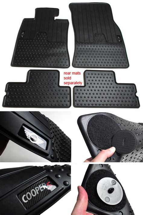 Mini Clubman Car Mats by Mini Cooper Clubman Rubber Floor Mats Meze
