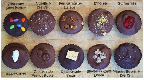 How To Make Handmade Chocolates - diy box of chocolates bitty bakes