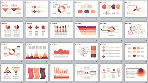powerpoint tutorial graphics this page presents some unique ppt templates that are