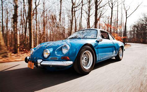 dreams of blue 1975 renault alpine a110 berlinette