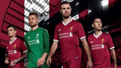 new year parade liverpool 2018 win the new 2017 2018 liverpool fc home kit capital