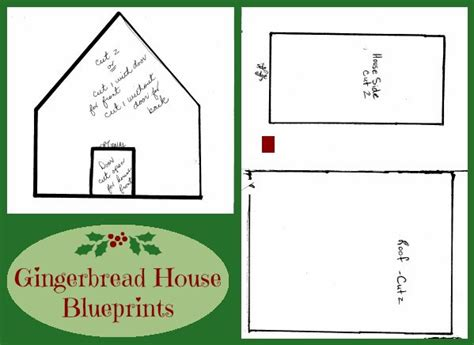 Gingerbread House Plans by A Built On Tradition By Colleen Ritchie 171 Sea