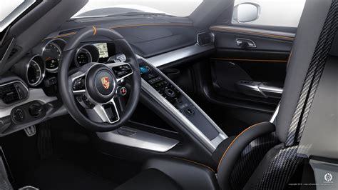 porsche spyder 2015 interior 2015 porsche 918 interior by dangeruss on deviantart