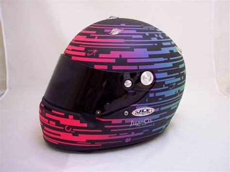jlf design helmet racing helmets garage arai ej viso by jlf designs