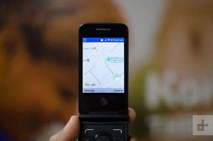 a flip phone with google maps? kaios is making dumb phones
