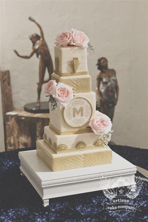 deco wedding cakes art deco wedding cake artisan cake company