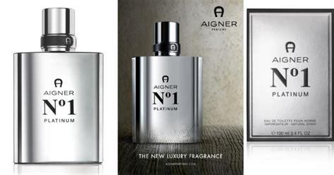 Parfum Aigner No 1 Platinum aigner no 1 platinum new fragrances