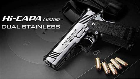 Magazine Catch Steel Prohandgun Hi Capa Tokyo Marui Hicapa Magcatch tokyo marui hi capa 4 3 dual stainless custom gbb pistol