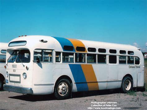 Garage Drawings Www Busdrawings Com Otc 1961 Amp 1962 Gm Baby Old Look
