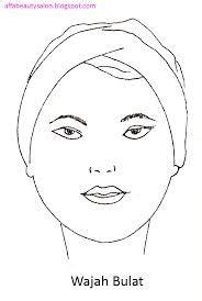tips membuat alis untuk wajah bulat 17 cara make up natural untuk wajah bulat