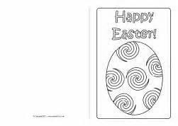 free printable easter card templates to colour easter card colouring templates sb4368 sparklebox