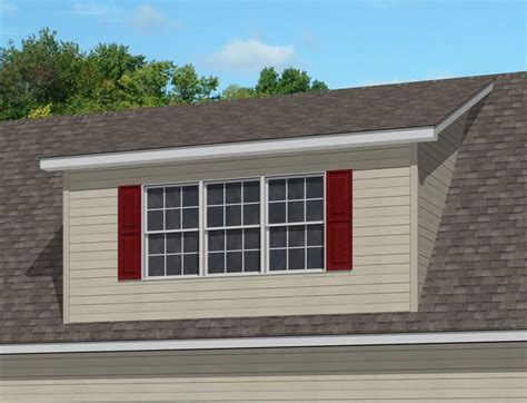 Shed Roof Dormer Dormers Modular Homes By Manorwood Homes An Affiliate Of