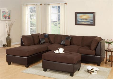 chocolate sectional with ottoman lounge suites in perth cheap lounge suites perth