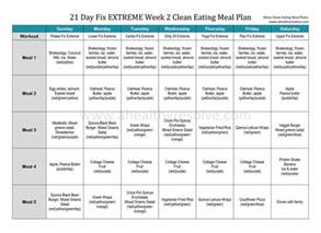 30 day weight loss meal plan template