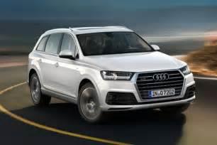 Electric Cars In 2017 2017 Audi Q7 E Quattro Diesel In Hybrid 2017
