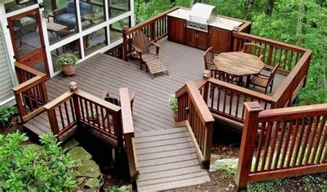 beautiful decks 20 beautiful wooden deck ideas for your home