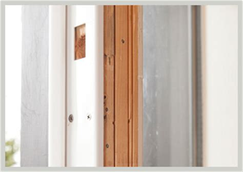 door frame reinforced door frame