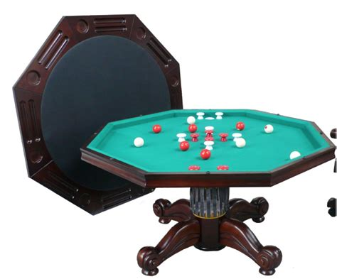 poker table dining table bumper pool table